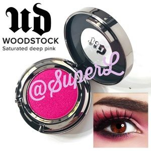 2/$25 Urban Decay Woodstock Deep Pink Eyeshadow